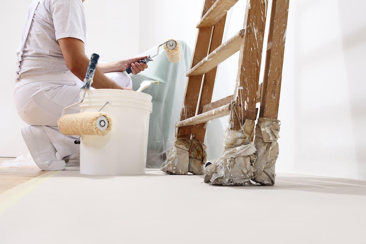 Aménagement intérieur : travaux de peinture