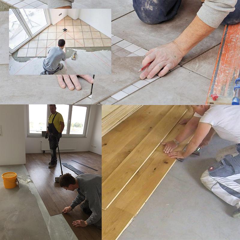 Aménagement intérieur : sol en vinyle ou parquet